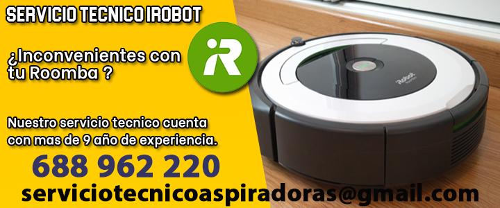 Servicio técnico iRobot Roomba en Gaztelu-ElexabeitiaoArteaga 5