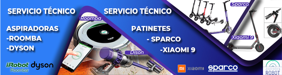 Servicio técnico Patinetes Sparco en Balmaseda 1